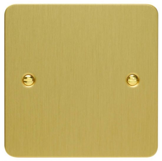 Varilight Ultraflat Brushed Brass
